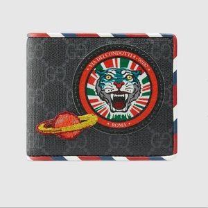 Authentic GG Men's Wallet